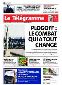 Le Télégramme Auray – 05 février 2020
