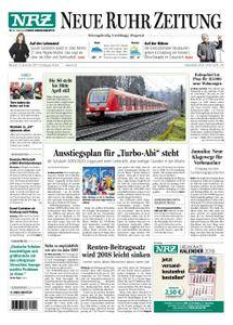 NRZ Neue Ruhr Zeitung Essen-Postausgabe - 15. November 2017