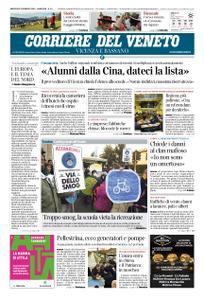 Corriere del Veneto Vicenza e Bassano – 05 febbraio 2020