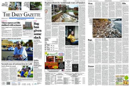 The Daily Gazette – February 29, 2020
