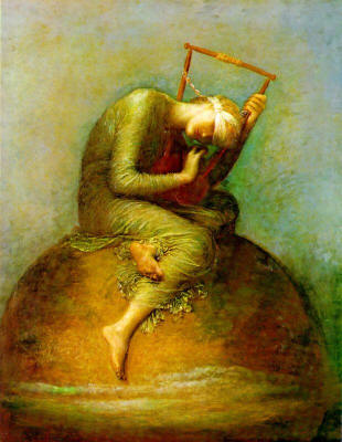 George Frederick Watts (1817 - 1904) | (98 pictures)