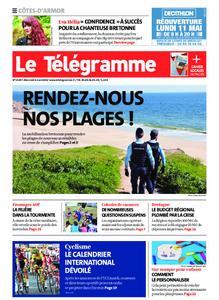 Le Télégramme Guingamp – 06 mai 2020