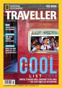 National Geographic Traveller UK - January-February 2018