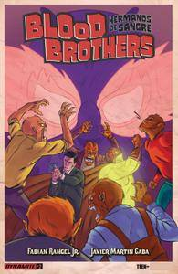 Blood Brothers - Hermanos de Sangre 002 2017 digital