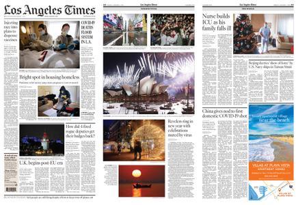 Los Angeles Times – January 01, 2021