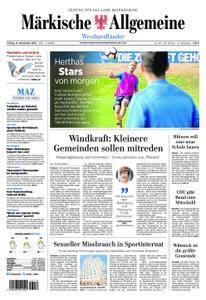 Märkische Allgemeine Westhavelländer - 21. September 2018