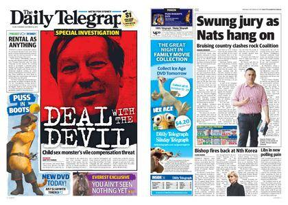 The Daily Telegraph (Sydney) – October 16, 2017
