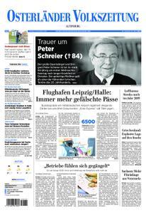 Osterländer Volkszeitung – 27. Dezember 2019