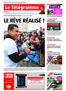 Le Télégramme Ouest Cornouaille – 29 avril 2019