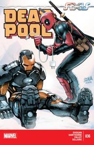 AXIS series 5267 016 Deadpool 036 2014 digital Minutemen