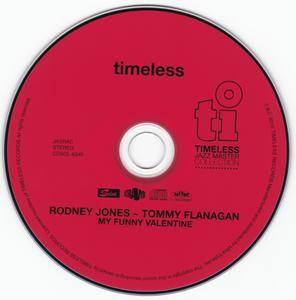 Rodney Jones & Tommy Flanagan - My Funny Valentine (1981) {2015 Japan Timeless Jazz Master Collection Complete Series}
