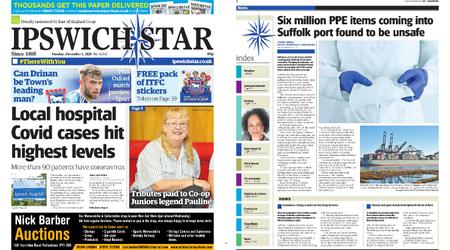 Ipswich Star – December 01, 2020
