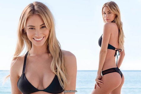 Bryana Holly - The Girl And The Water Collection 2016