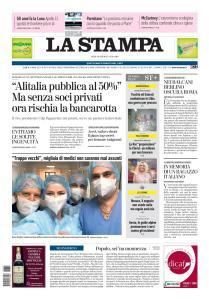 La Stampa Imperia e Sanremo - 10 Luglio 2019
