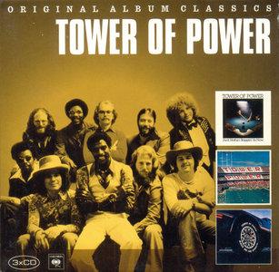 Tower Of Power - Original Album Classics (2011)