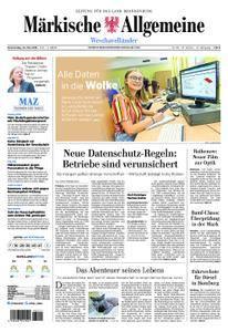 Märkische Allgemeine Westhavelländer - 24. Mai 2018
