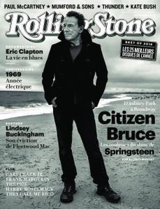 Rolling Stone France - janvier 2019