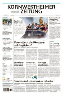 Kornwestheimer Zeitung - 10. Juli 2019