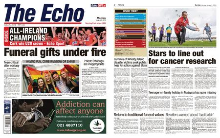 Evening Echo – August 05, 2019