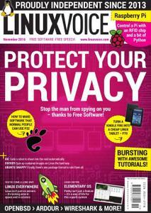 Linux Voice - November 2016