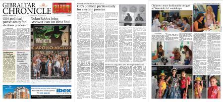 Gibraltar Chronicle – 05 August 2019