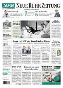 NRZ Neue Ruhr Zeitung Essen-Postausgabe - 11. April 2018
