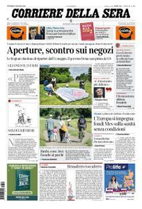 Corriere della Sera – 08 maggio 2020