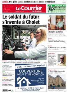 Le Courrier de l'Ouest Nord Anjou – 18 septembre 2019