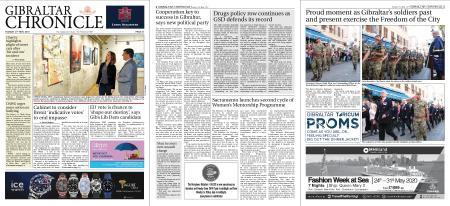 Gibraltar Chronicle – 21 May 2019