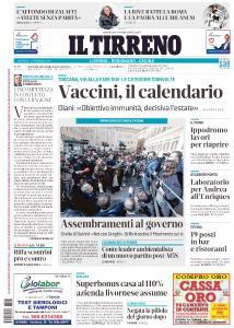 Il Tirreno Livorno - 7 Febbraio 2021
