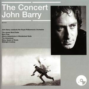 John Barry & The Royal Philharmonic Orchestra - The Concert (1972) [Remastered 2010] Re-Up