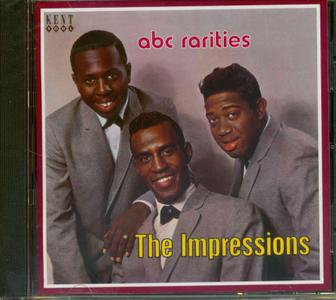 The Impressions - ABC Rarities (1999)