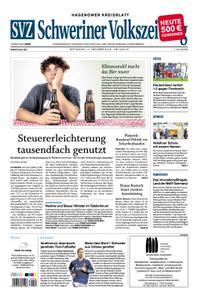 Schweriner Volkszeitung Hagenower Kreisblatt - 17. Oktober 2018