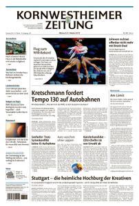 Kornwestheimer Zeitung - 09. Oktober 2019