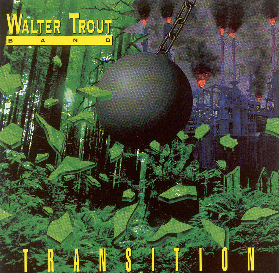 Walter Trout Band - Transition (1992)