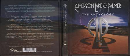Emerson, Lake & Palmer - The Anthology (2016)