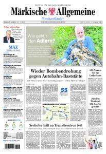 Märkische Allgemeine Westhavelländer - 11. Juli 2018