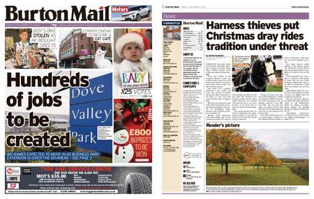 Burton Mail – November 30, 2018