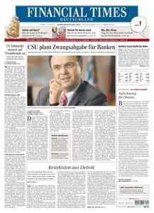 FinancialTimesDeutschland vom 30.12.2009
