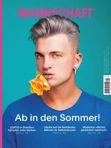 Mannschaft Magazin - Juli 2019