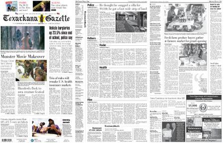 The Texarkana Gazette – June 16, 2019