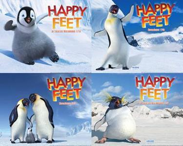 Wallpapers - Happy Feet