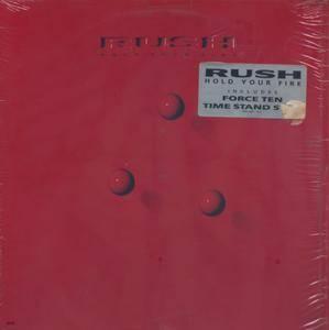 Rush - Hold Your Fire (1987) Mercury/832-464-1 Q-1 - Original US Pressing - LP In 24bit/96kHz