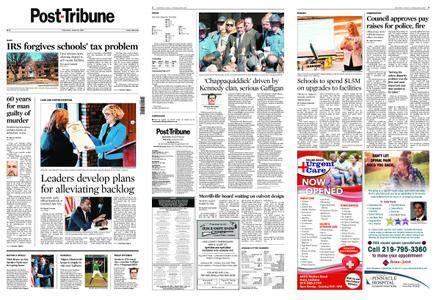 Post-Tribune – April 12, 2018