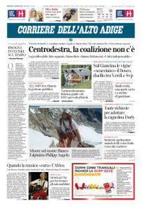 Corriere dell'Alto Adige - 21 Agosto 2018