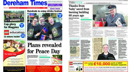Dereham Times – May 02, 2019