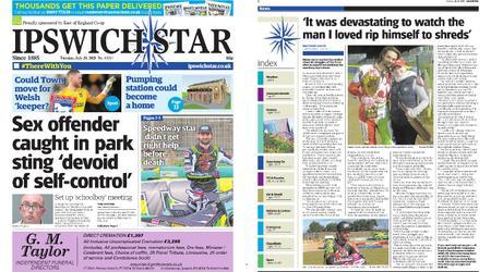 Ipswich Star – July 28, 2020