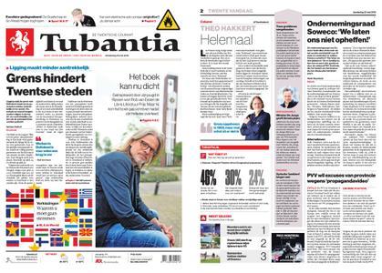 Tubantia - Enschede – 23 mei 2019