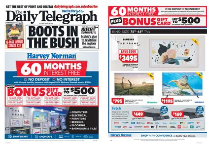The Daily Telegraph (Sydney) – August 28, 2020