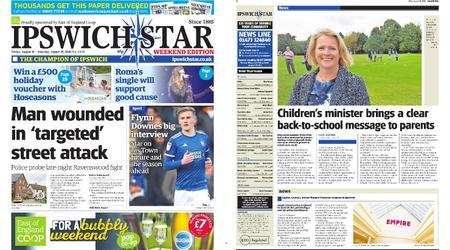 Ipswich Star – August 28, 2020